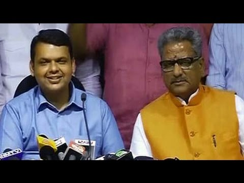 Government - Speaking to the press, Maharashtra BJP President Devendra Fadnavis says that going by the trends, it appears that his party has won three times more seats than what they got in the previous...