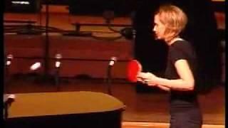 Клип с настольным теннисом