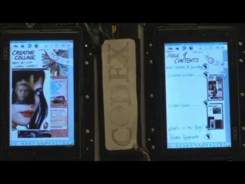 """Microsoft Tablet Prototype """"Codex"""""""