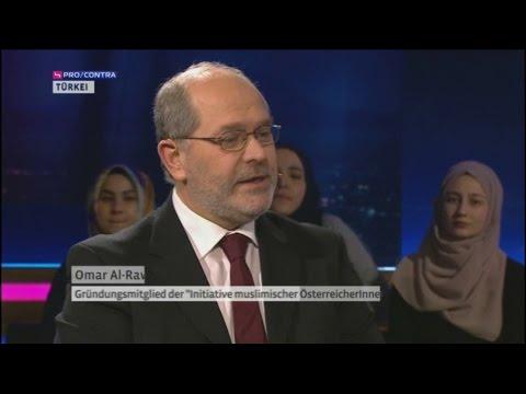 Puls4: Omar Al-Rawi zur Flüchtlingsfrage und zum Deal mit der Türkei