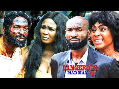 DANGEROUS MAD MAN SEASON 7- NEW MOVIE 2019 LATEST NIGERIAN NOLLYWOOD MOVIE