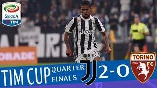 Video Juventus - Torino 2-0 - Highlights - TIM Cup 2017/18 MP3, 3GP, MP4, WEBM, AVI, FLV November 2018