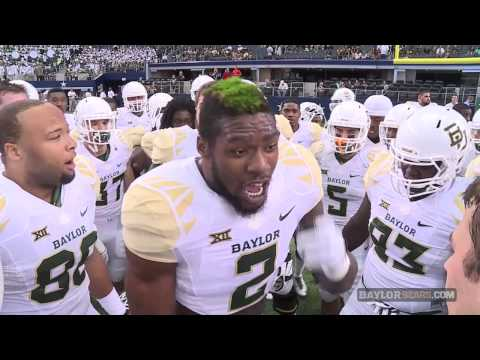 Shawn Oakman Mic'd Up 11/29/2014 video.