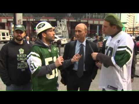 `Angry Jets fans` invade Chicago for NFL draft, and boo everything