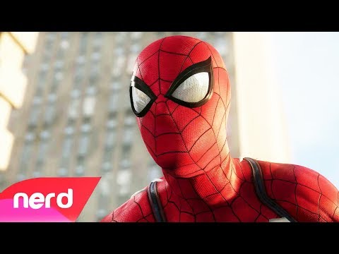 Marvel's Spider-Man Song | Welcome to the Web | #NerdOut [Prod by Boston]