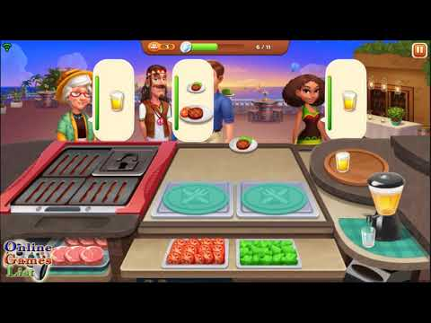 Cooking Madness - A Chef's Restaurant Games - Android Gameplay HD