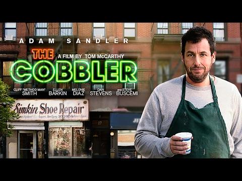 The Cobbler (2014) - Podcast - Adam Sandler - Dustin Hoffman - DVD FAN COMMENTARY - Steve Buscemi