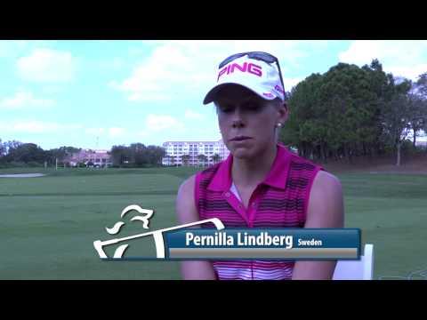 Karine Icher: LPGA Player and Super Mom