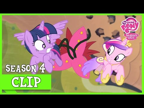 Discord's Friendship Test (Three's a Crowd) | MLP: FiM [HD]