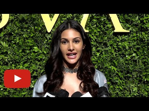 STUNNING Amyra Dastur Interview At SVA Launch In M