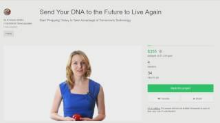 Send Your DNA to the Future