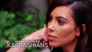 KUWTK   Kris Jenner Confronts Kim Kardashian Over Nasty Feud   E!