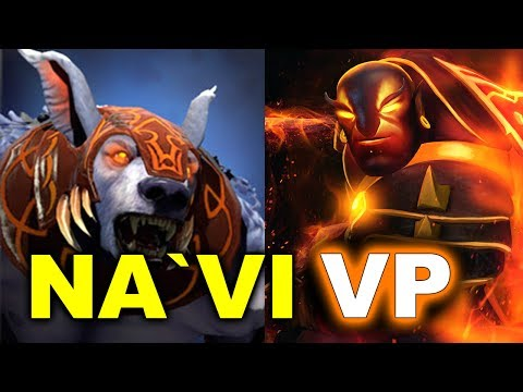 NAVI vs VP - DreamLeague 7 DOTA 2