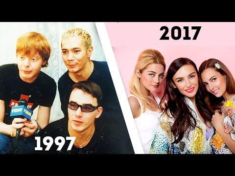 КАК МЕНЯЛИСЬ ХИТЫ С 1997 ПО 2017 (видео)