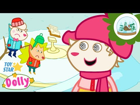 Dolly and Friends | trickster spirit | SEASON 4 | Funny Cartoon for Kids | New episode #30