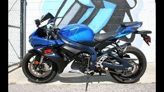 3. 2011 Suzuki GSX-R 750 ... Great Middle Weight Sport Bike!