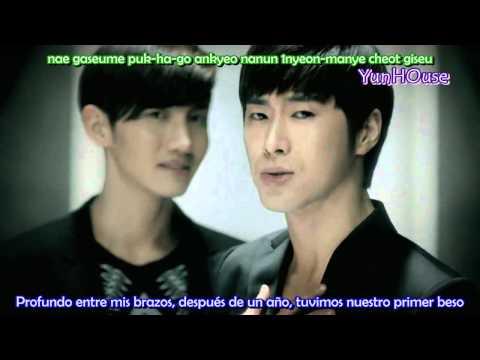 TVXQ Before u go - Subs español / Roman