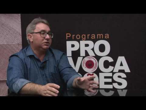 Provocações - Promotor Roberto Turin