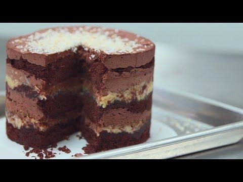Momofuku Milk Bars German Chocolate Jimbo Cake