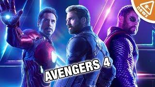 Video 3 Ways Avengers 4 Will Wrap Up Infinity War! (Nerdist News w/ Jessica Chobot) MP3, 3GP, MP4, WEBM, AVI, FLV Oktober 2018