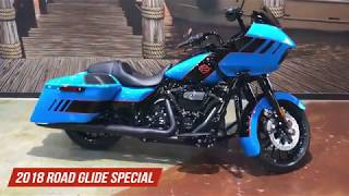 7. 2018 Harley-Davidson Road Glide Special with the Boss Paint Set - NPR, FL