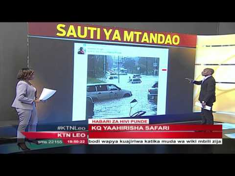 Sauti ya Mtandao na Lofty Matambo 28th April 2016