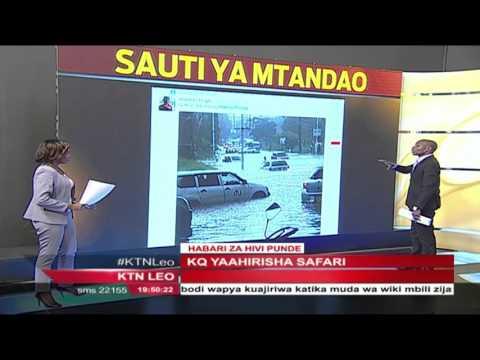 Sauti ya Mtandao na Lofty Matambo 28th April 2016