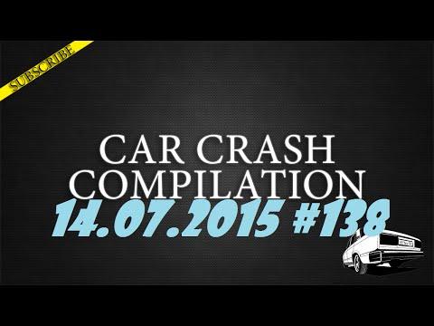 Car crash compilation #138 | Подборка аварий 14.07.2015