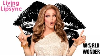 Morgan McMichaels' Living for the Lipsync - Latrice Royale, Fan Submission, and April Carrion