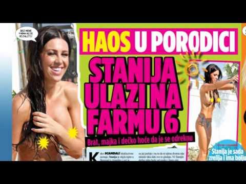 SKANDAL NOVINE: Zorica podvodila Vesni mlade muškarce, porodica je se odriče – Stanija ulazi na Farmu 6, Kaća pljuje Radu – prostakušo, operiši nos