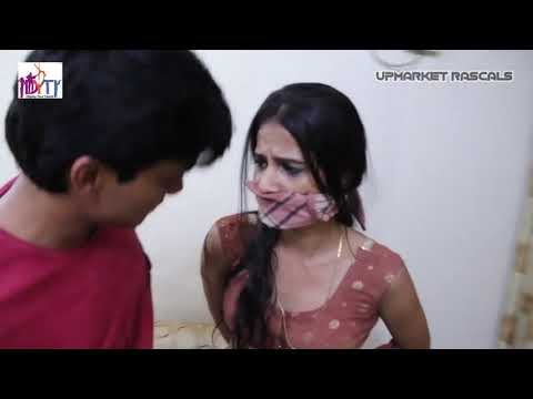 BHABHI   MARRIED WOMAN TIED UP ,GAGGED AND SEXUALLY ABUSED