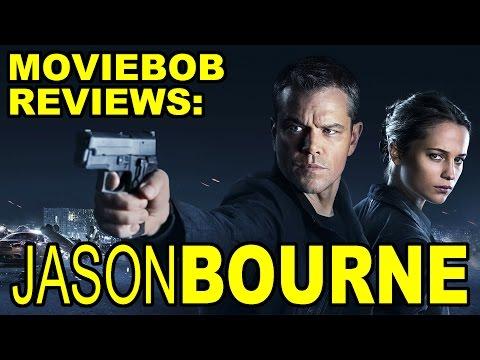 MovieBob Reviews: Jason Bourne