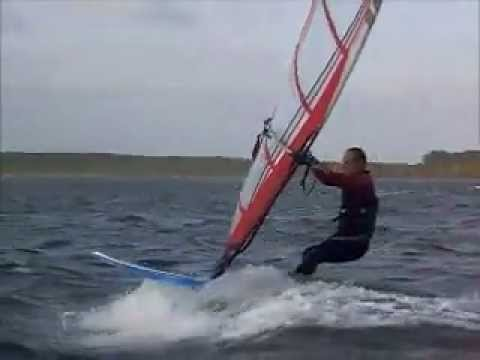 Windsurf pela lente do Mano