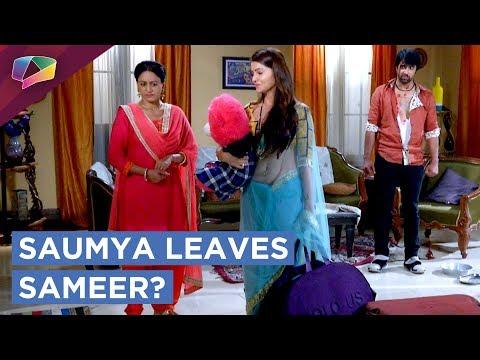 Saumya Leaves Sameer? | Harman Hits Sameer? | Shak