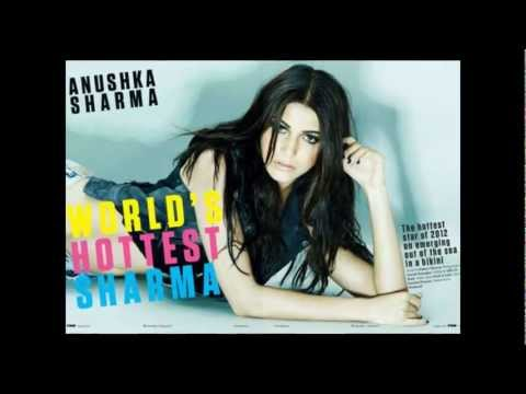 Anushka Sharma features in FHM magazine india ! – Photoshoot