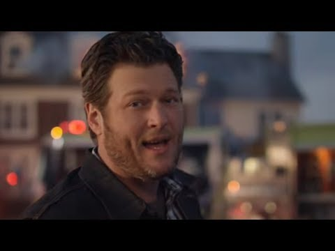 Blake Shelton - Doin' What She Likes [Official Video] (видео)