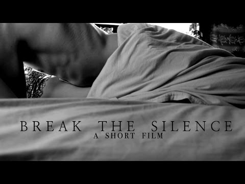 Break the Silence | A Short Film:  A few days ago, I hosted a sexual assault awareness and prevention workshop which I organized as well. This what the video I played to start the night off which addresses the more