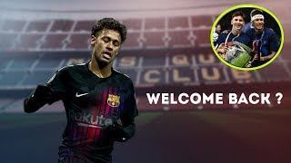 Video Neymar Jr ● COMEBACK TO BARCELONA [THE MOVIE] MP3, 3GP, MP4, WEBM, AVI, FLV Agustus 2019