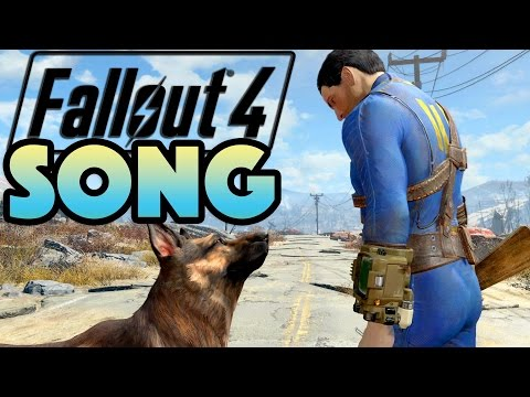 "Fallout 4 Song ""Lucky Ones"" - Tryhardninja feat. Dan Bull"