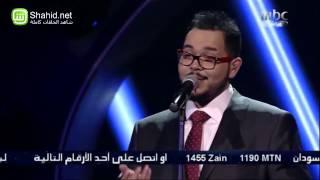 Arab Idol -الأداء - فارس المدني - يبان الشوق