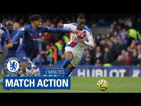 Chelsea 2-0 Crystal Palace | 2 Minutes Highlights