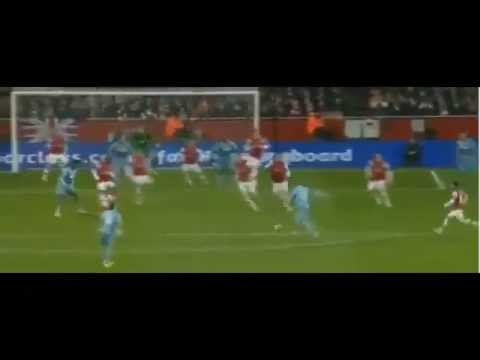 Arsenal Vs West Ham 5 - 1 All Goals & Full Highlights 23/01/2013