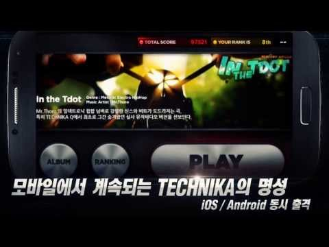 Video of DJMAX 테크니카 Q for Kakao