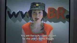 Nonton Battle Royale   Clip 1   The Rules Film Subtitle Indonesia Streaming Movie Download