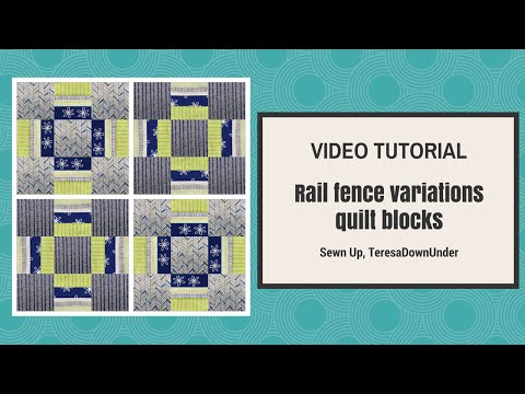 tutorial blocco in patchwork