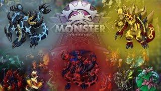 Monster MMORPG V2 - Pokemon Style Free Online Browser MMO RPG - Game Play Tutorial Video