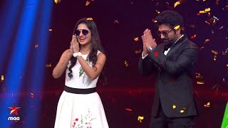 Siva Balaji   Madhumitha Wildcard entry creates tension in  NeethoneDance
