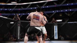 UFC 김정남 죽인 북한 김정은 vs 더 킹 조인성