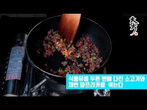 image of 유부초밥 레시피 동영상
