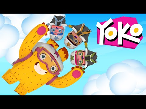 Yoko - Season 1 - Episode 8 - All For One And One For All | Tyler Bunch, Sarah Natochenny